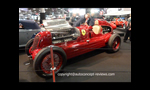 Alfa Romeo SF48 Bimotore Single Seat Racing Car 1935