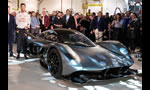 Aston Martin and Red Bull Concept 2016 : AM RB 001 Hyper Car