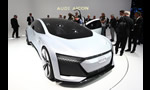 Audi Aicon 2017 Concept Electric and Autonomous