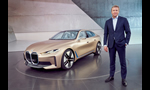 BMW Electric Concept i4 intended for production in 2021