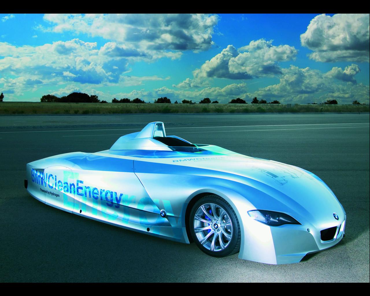 H2R Hydrogen Record Car 2004