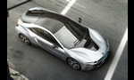 BMW i8 Plug-in Hybrid Sports Car 2013