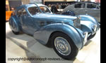 BUGATTI Type 57 SC ATLANTIC Chassis 57374 1936 and EXK 6 1937