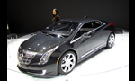 Cadillac ELR Plug-in hybrid with Range Extender 2014