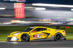 Corvette C8-R mid-engined racing car first victory 2020 Daytona 240 - Corvette 100th IMSA victory
