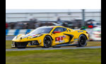 Update January 26th 2020 - CORVETTE RACING AT DAYTONA: Record Distance in Corvette C8.R Debut