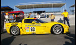 corvette at le mans 2007
