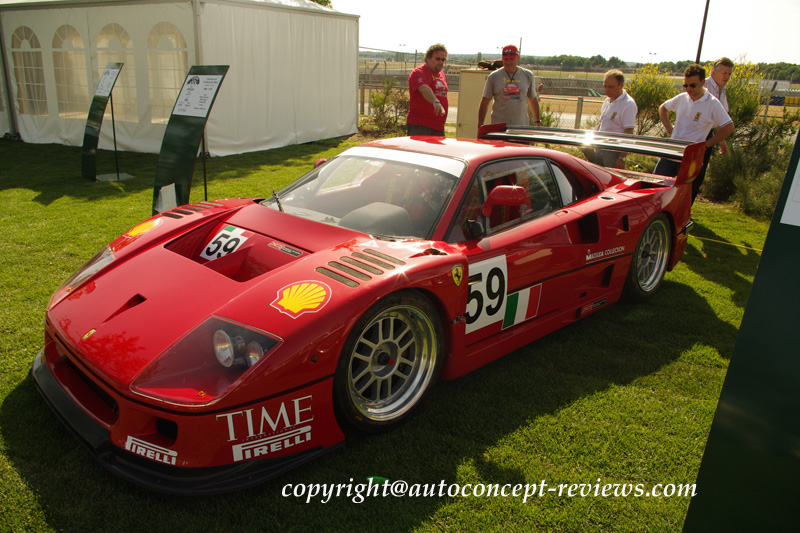 Ferrari F40 And Competition F40 Gte And F40 Lm 1987 1992