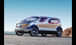Ford Airstream Hydrogen Fuel Cell hybrid Concept 2007