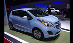 Chevrolet Spark Electric EV 2014