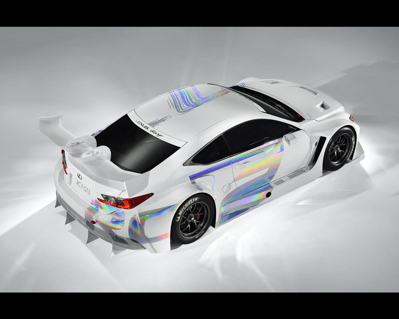 GT3 RCF Lexus