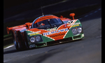 MAZDA 787B 1991 Le Mans winner with Rotary Piston Engine