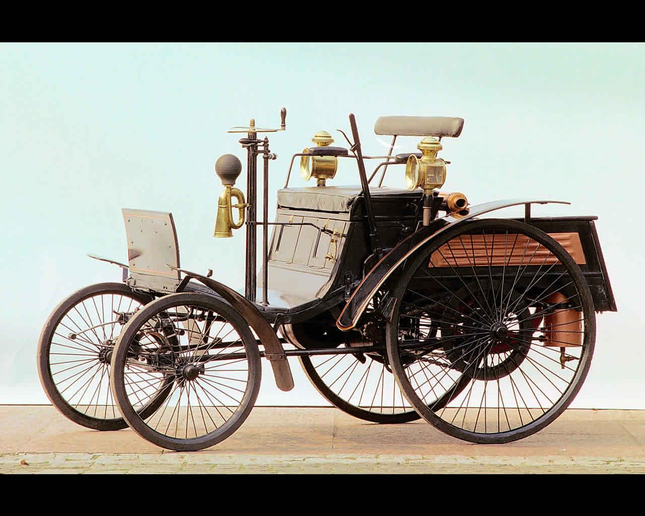 Benz Velo 1894 1902