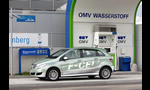 Mercedes B-Class F-cell Hydrogen Production Model 2009