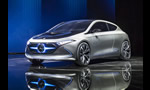 Mercedes Benz EQA Electric Concept 2017