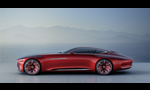 Mercedes-Maybach Vision 6 Design Study 2016