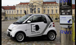 Smart Fortwo Electric Drive Project 2009