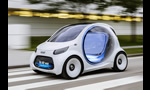 Smart Vision EQ Fortwo Autonomous Electric Concept 2017