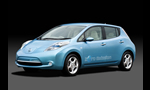 Nissan Leaf Electric Prototype 2009