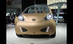 Nissan Nuvu Electric Car Concept 2008