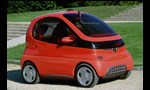 Peugeot TULIP Urban Electric Car Concept 1995