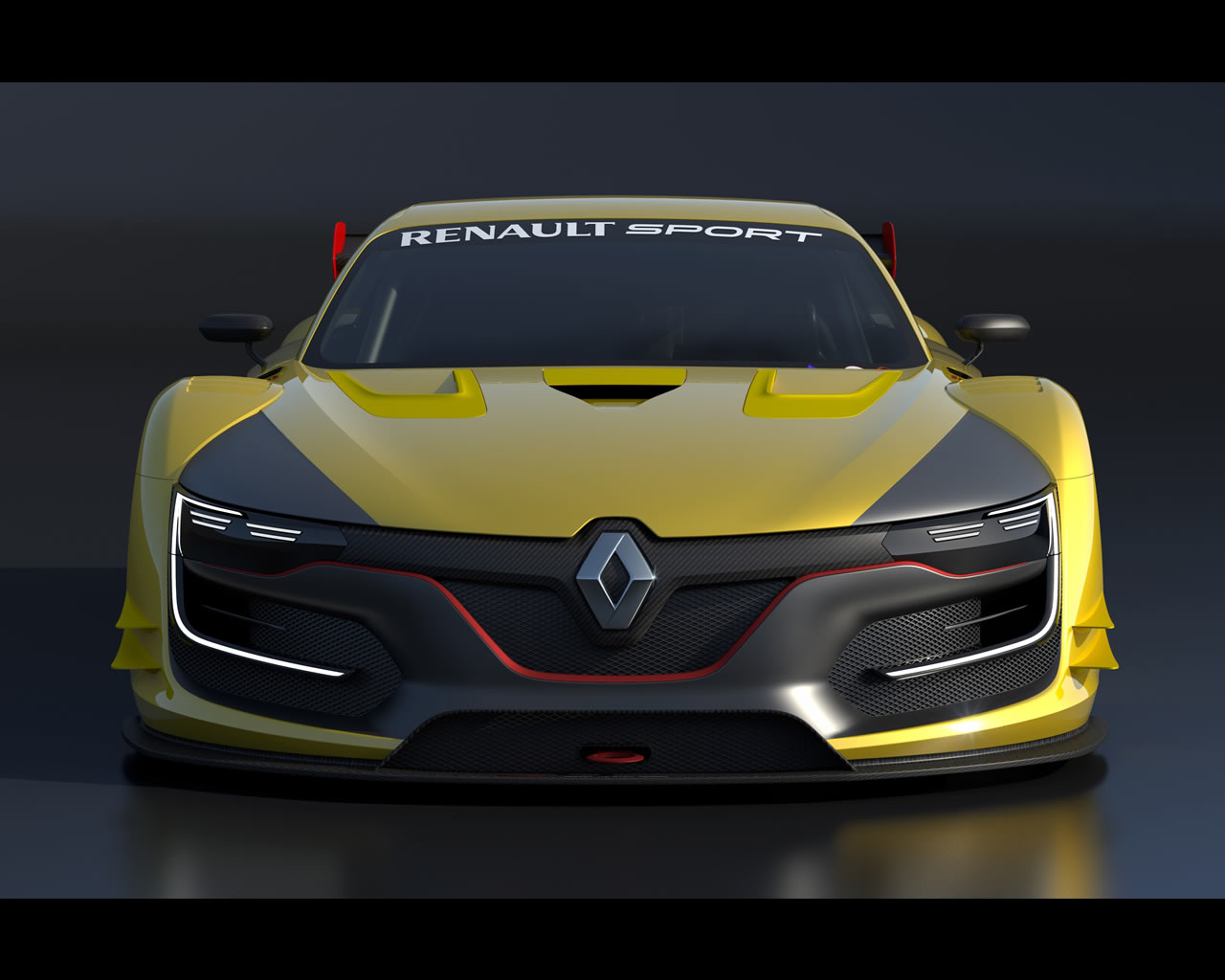 Renault Sport R.S. 01 Racing Car 2015