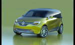 Renault Frendzy Electric Concept 2011