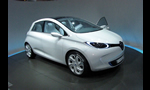 Renault ZOE 2012 preview: Zero -Emission everyday car