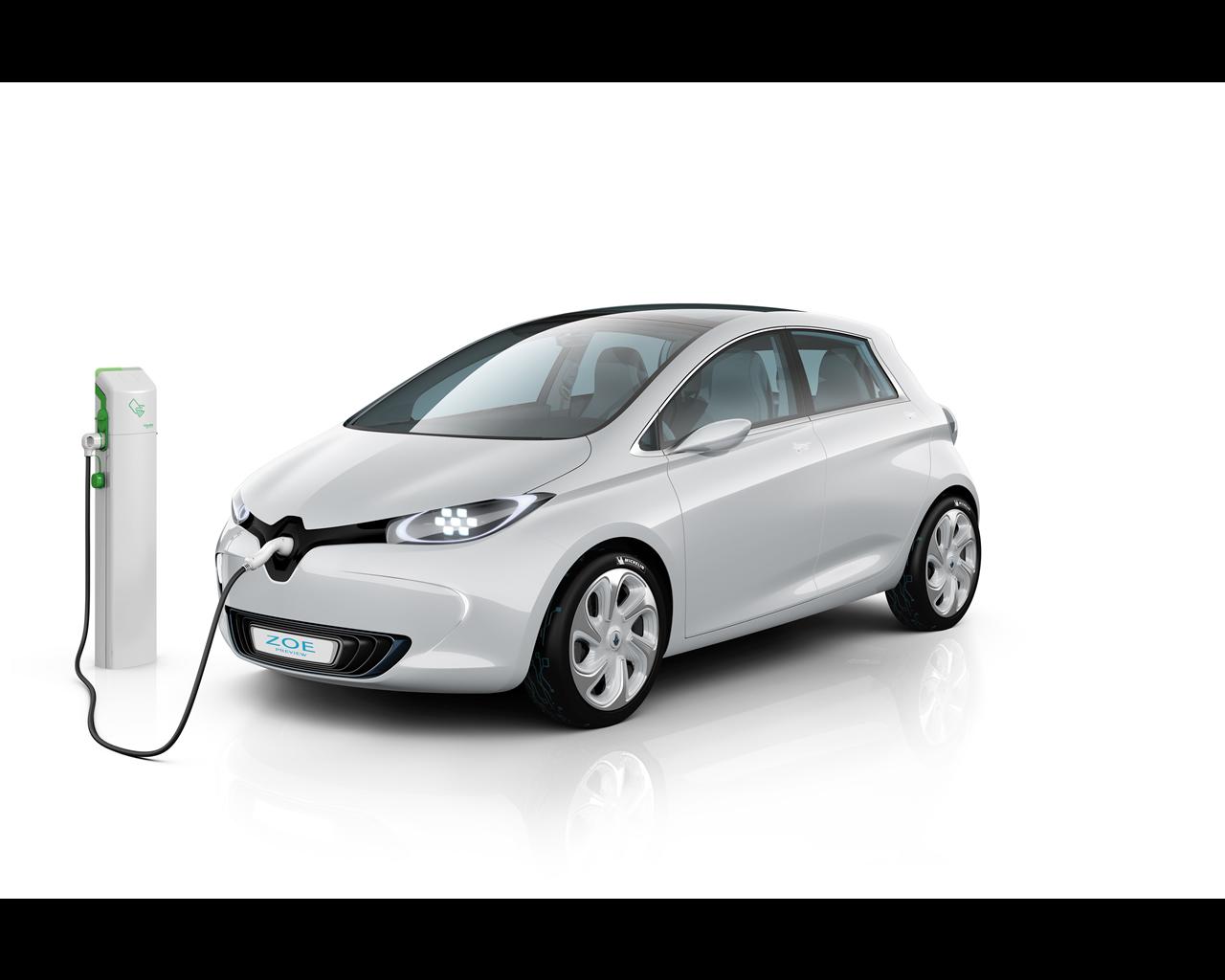 Renault Zoe 2012 Preview Zero Emission Everyday Car