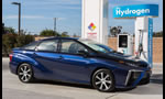 Toyota FCV R Hydrogen Fuel Cell Electric Sedan Concept for 2015
