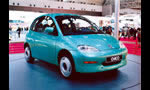 Volkswagen Chico Electric Hybrid Research Vehicle 1991