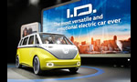 Volkswagen I.D. BUZZ Pure Electric Concept 2017