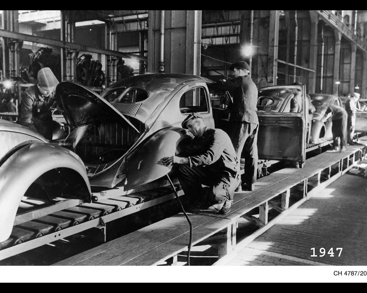 Volkswagen Beetle 1938-2003