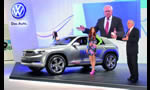 Volkswagen Cross Coupe Plug In Hybrid Concept 2011