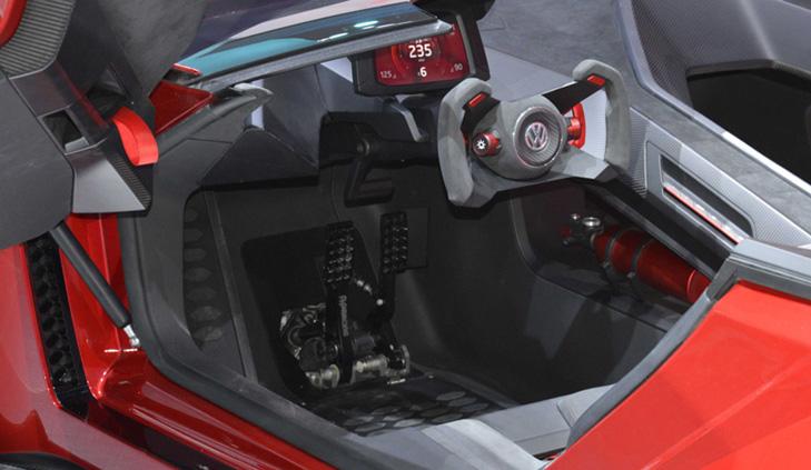 Volkswagen gti roadster vision gran turismo - Turismo interior ...